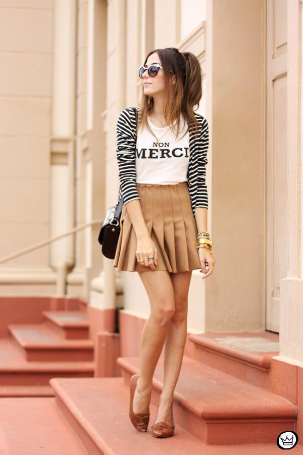 FashionCoolture - 28.02.2015 look du jour Forever21 pleated skirt ZeroUV (6)