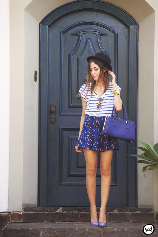 FashionCoolture - 10.03.2015 look du jour Gap (1)