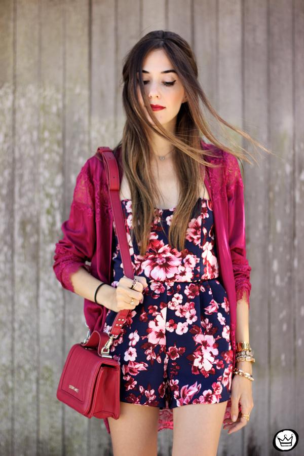 FashionCoolture - 12.03.2015 floral romper lace Sly Wear (2)