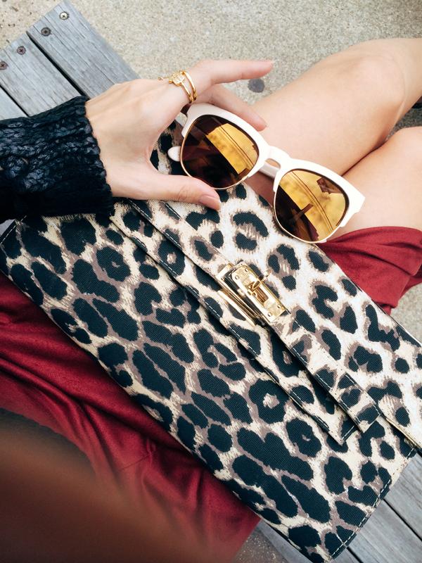 FashionCoolture - Instagram leopard marsalla (1)