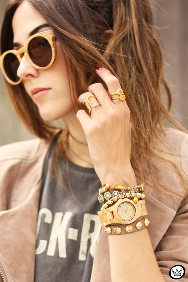 FashionCoolture - look du jour Dafiti leopard skirt leather jacket Santa Lolla boots (5)