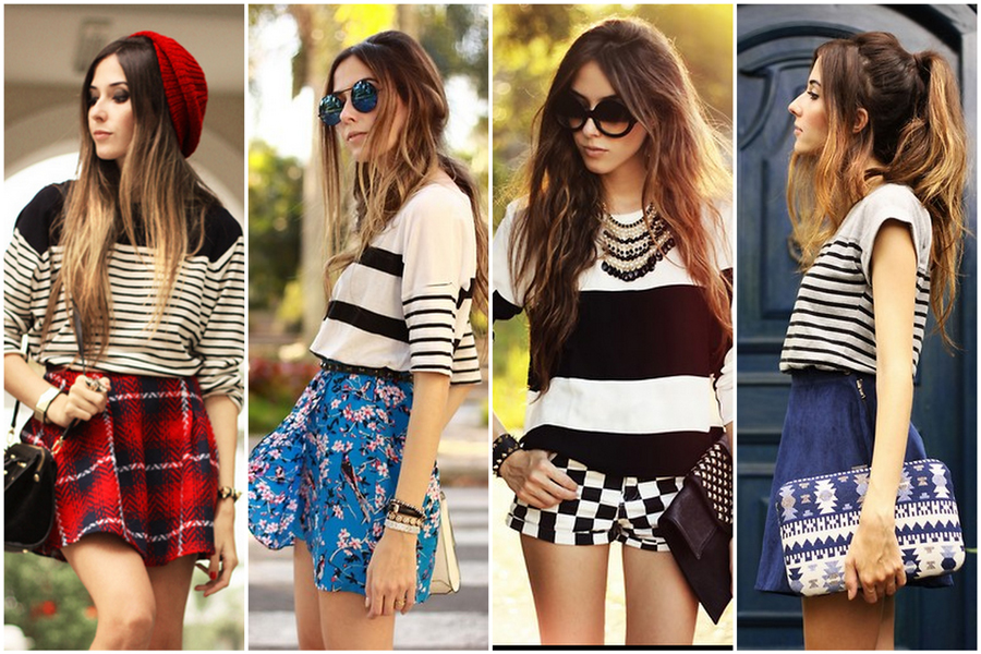 FashionCoolture - stripes