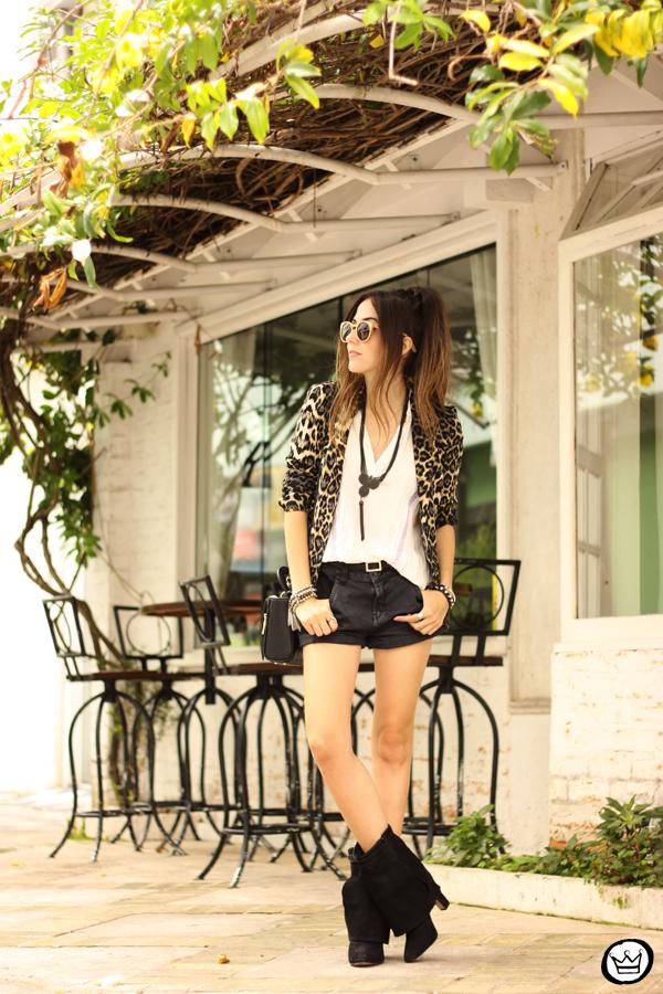 FashionCoolture - 13.04.2015 look du jour Shoulder leopard print blazer (6)