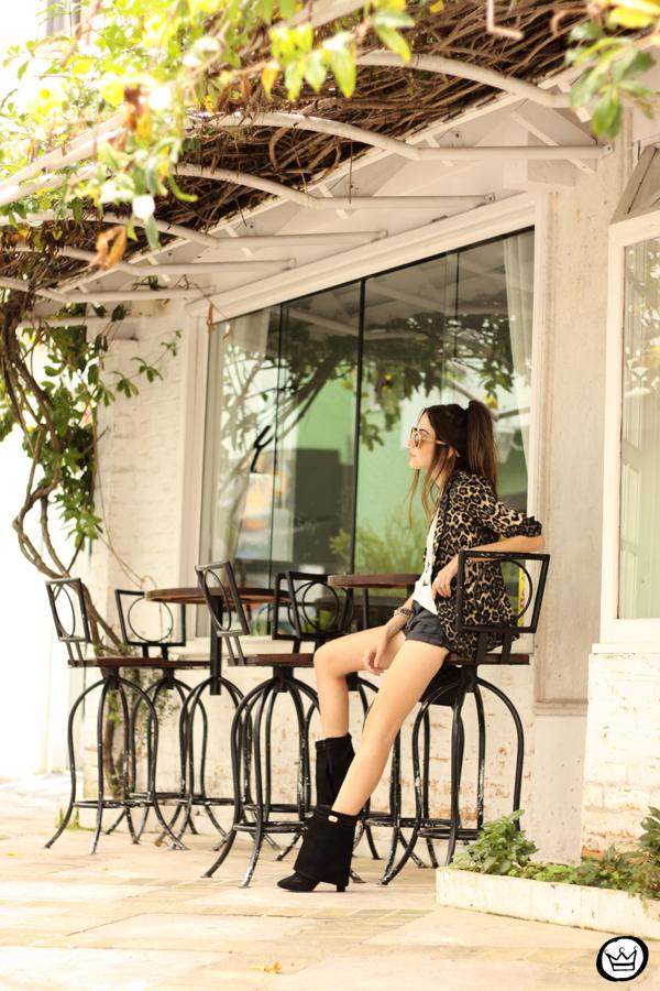 FashionCoolture - 13.04.2015 look du jour Shoulder leopard print blazer (8)
