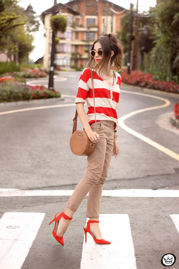 FashionCoolture - 22.04.2015 look du jour Gap (1)