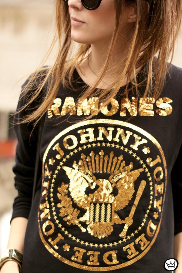 FashionCoolture - 24.04.2015 look du jour Ohkei sequined jumper (6)
