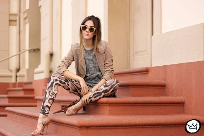FashionCoolture - 19.05.2015 look du jour Triton neutral tones outfit leopard print (3)