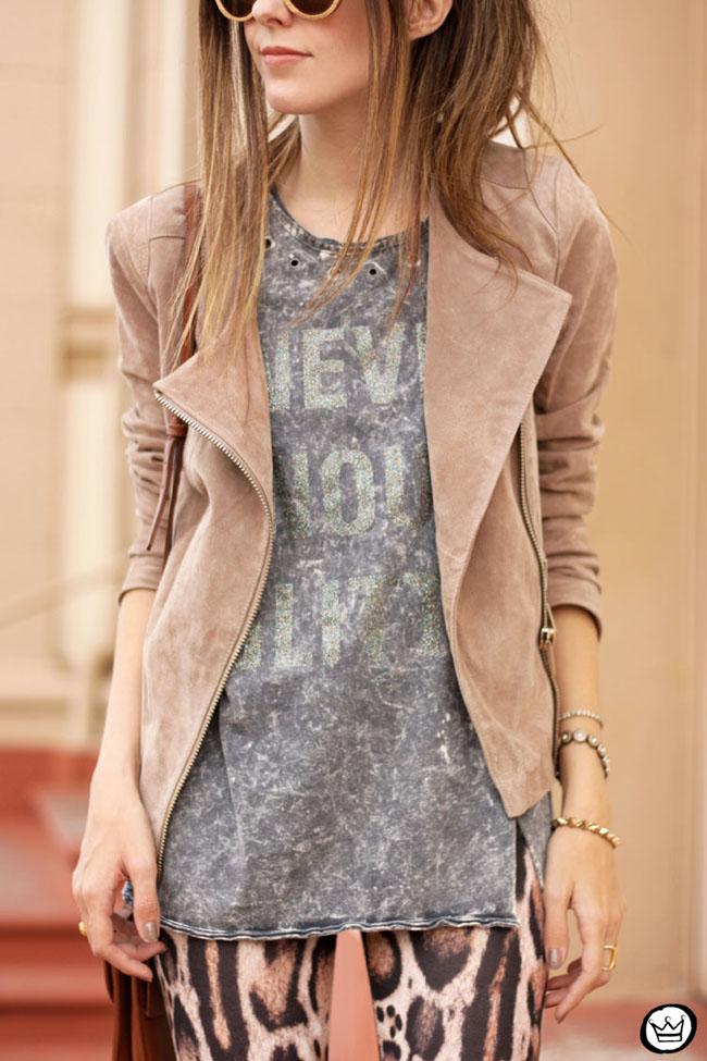 FashionCoolture - 19.05.2015 look du jour Triton neutral tones outfit leopard print (4)