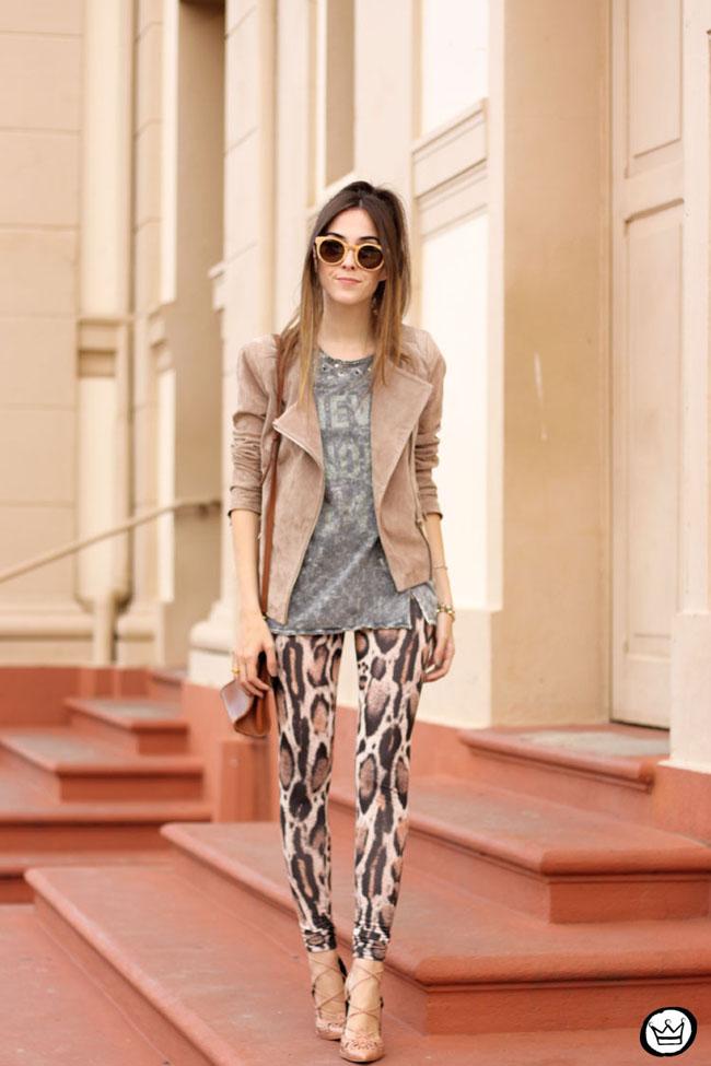 FashionCoolture - 19.05.2015 look du jour Triton neutral tones outfit leopard print (5)