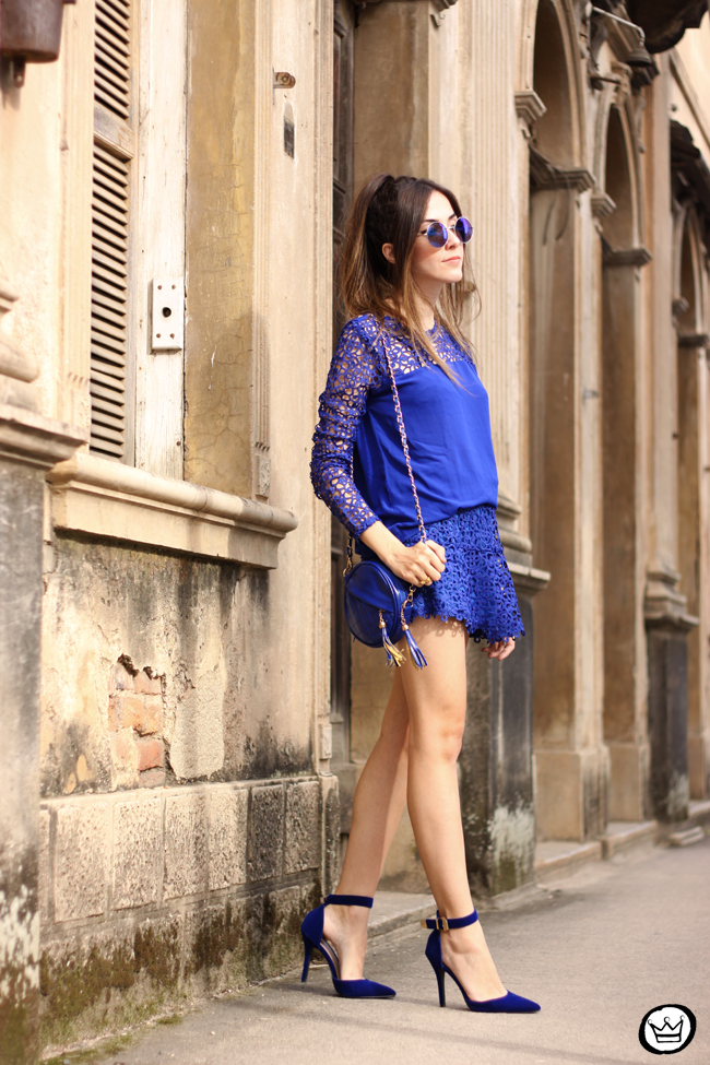 FashionCoolture - 20.05.2015 look du jour Decote Deluxe conjunto azul guipir (1)