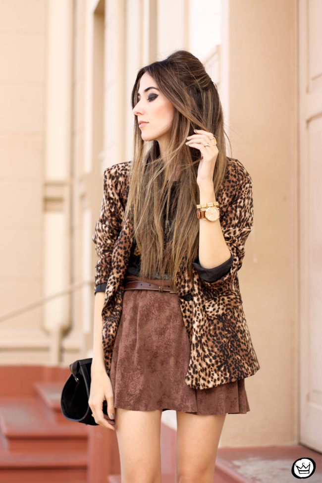 FashionCoolture - 30.05.2015 look du jour Displicent animal print (2)