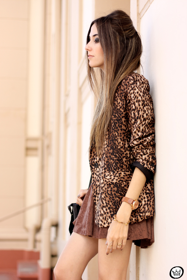 FashionCoolture - 30.05.2015 look du jour Displicent animal print (5)