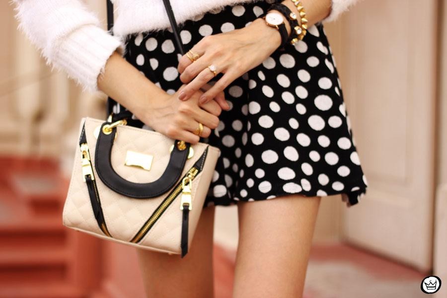 FashionCoolture - 11.05.2015 look du jour Lilly's Closet SlyWear saia de bolinhas (6)