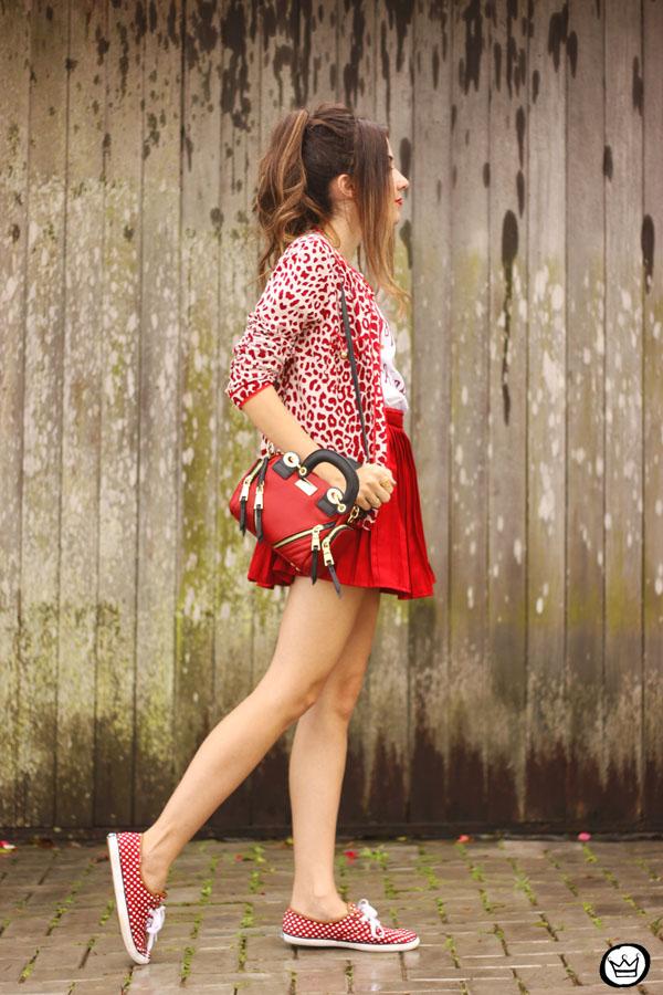 FashionCoolture - 12.05.2015 lok du jour Dafiti red Keds polka dots (3)