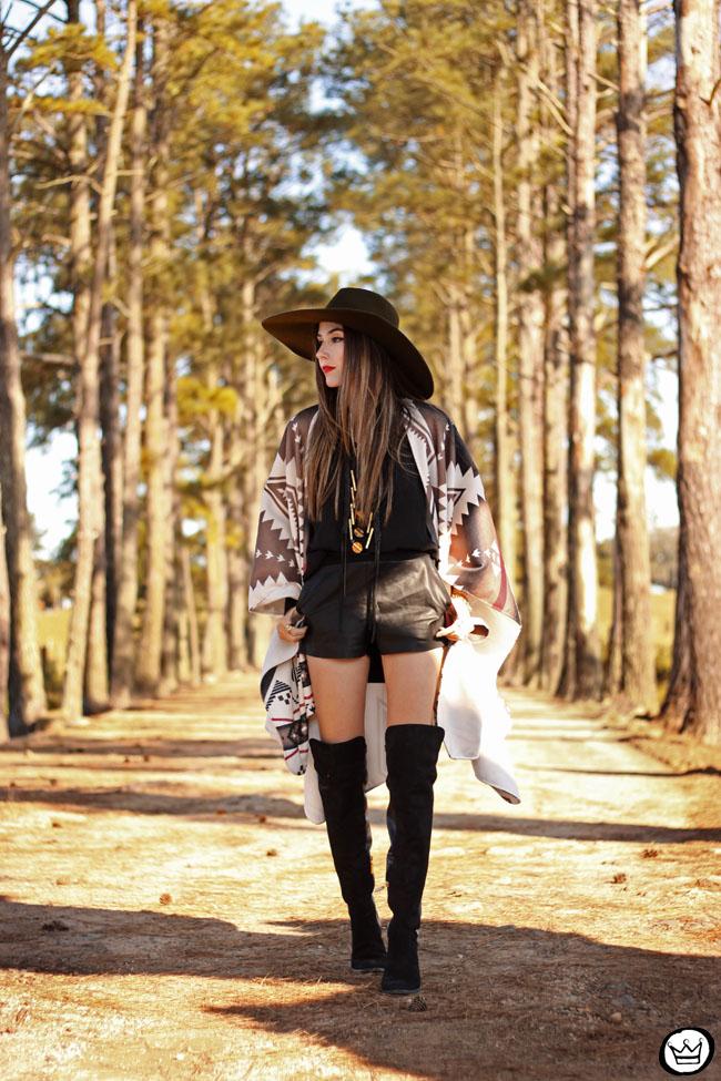 FashionCoolture - 03.06.2015 look du jour Amaro ethnic  print boho outfit (1)