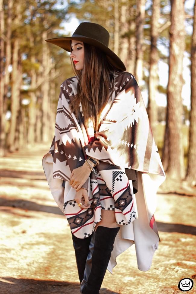 FashionCoolture - 03.06.2015 look du jour Amaro ethnic  print boho outfit (2)