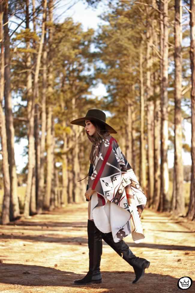 FashionCoolture - 03.06.2015 look du jour Amaro ethnic  print boho outfit (3)