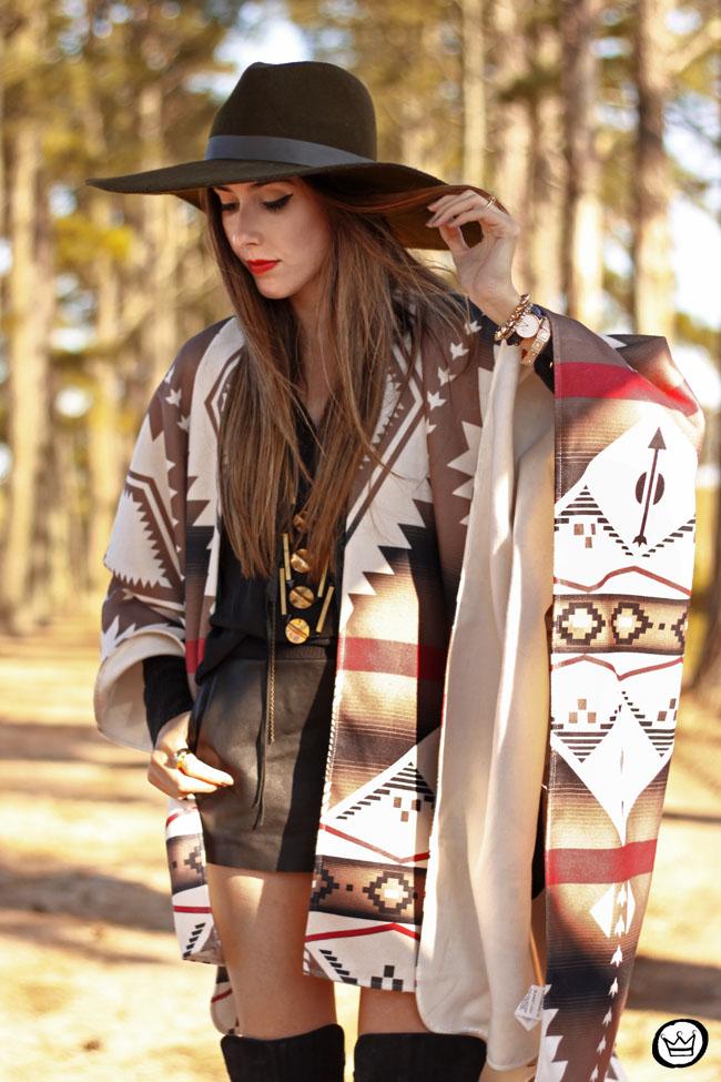 FashionCoolture - 03.06.2015 look du jour Amaro ethnic  print boho outfit (4)