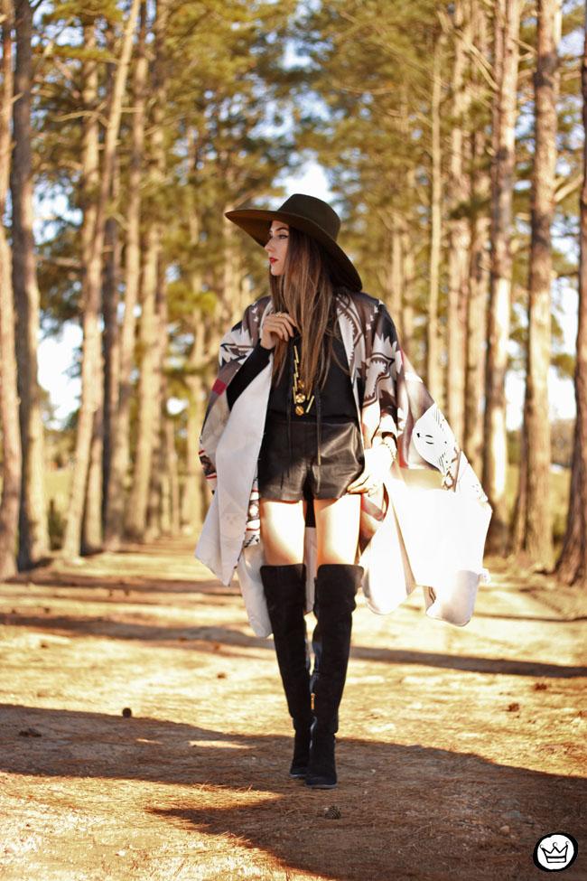 FashionCoolture - 03.06.2015 look du jour Amaro ethnic  print boho outfit (5)
