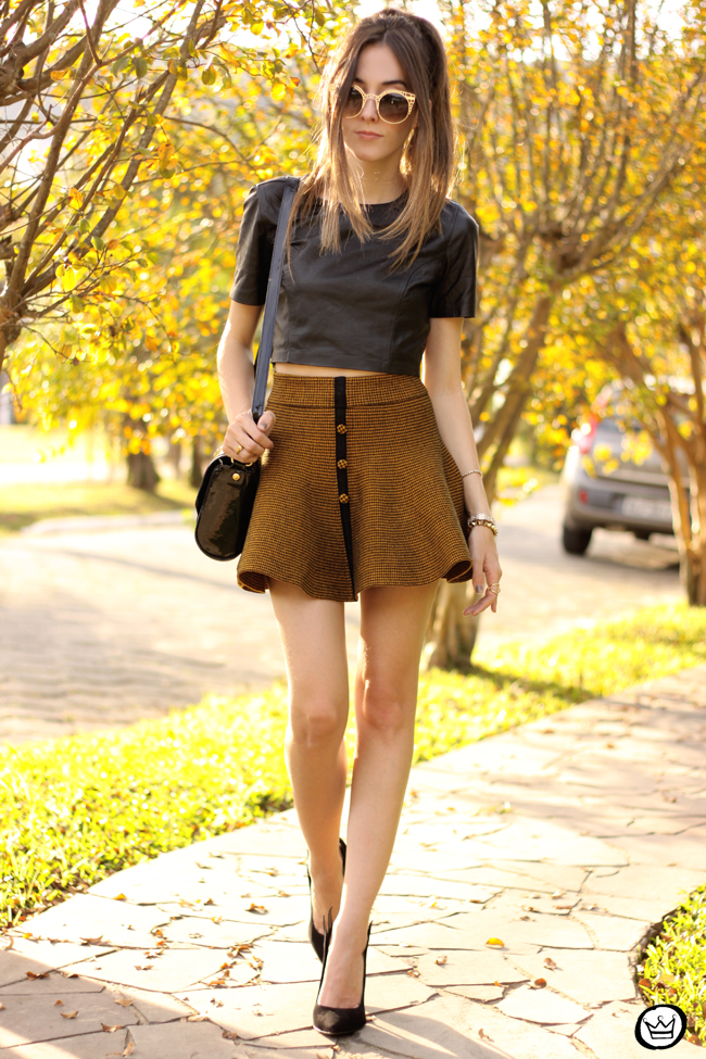 FashionCoolture - 14.06.2015 look du jour Esdra Chicwish girly outfit cute skirt (3)