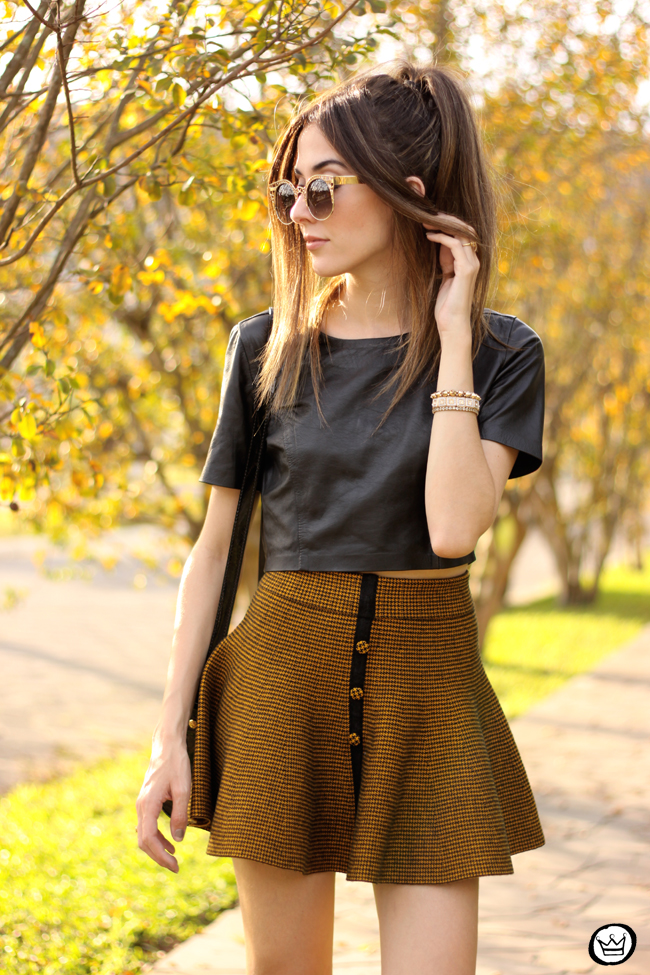 FashionCoolture - 14.06.2015 look du jour Esdra Chicwish girly outfit cute skirt (6)
