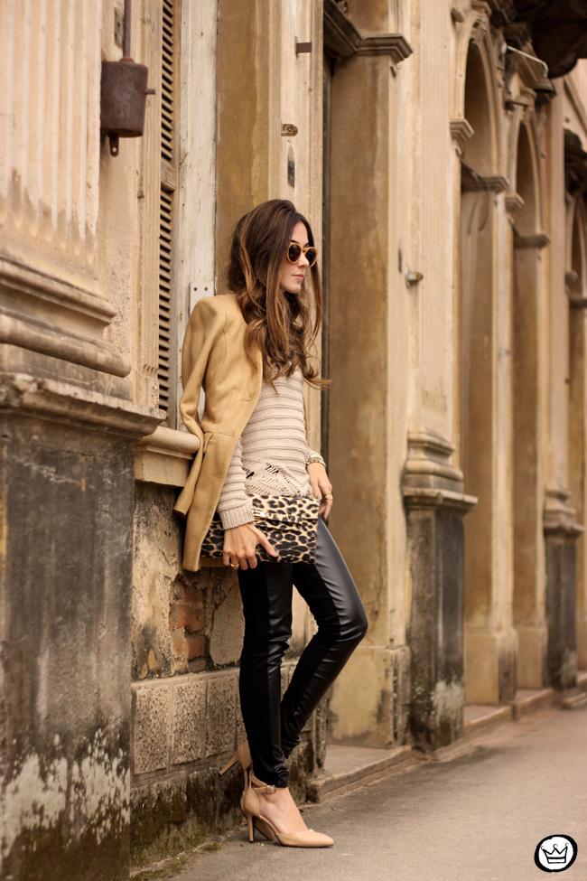 FashionCoolture - 15.06.2015 look du jour Lotus black and camel outfit (3)