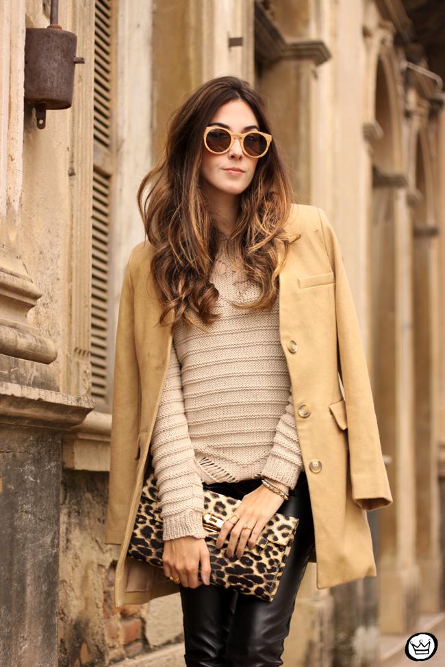 FashionCoolture -  15.06.2015 look du jour Lotus black and camel outfit (5)