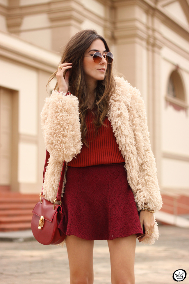 FashionCoolture - 16.06.2015 look du jour Amaro burgundy outfit (2)