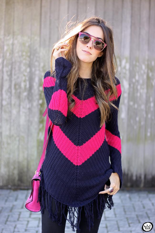 FashionCoolture - 17.06.2015 look du jour Displicent cozy sweater pink (2)