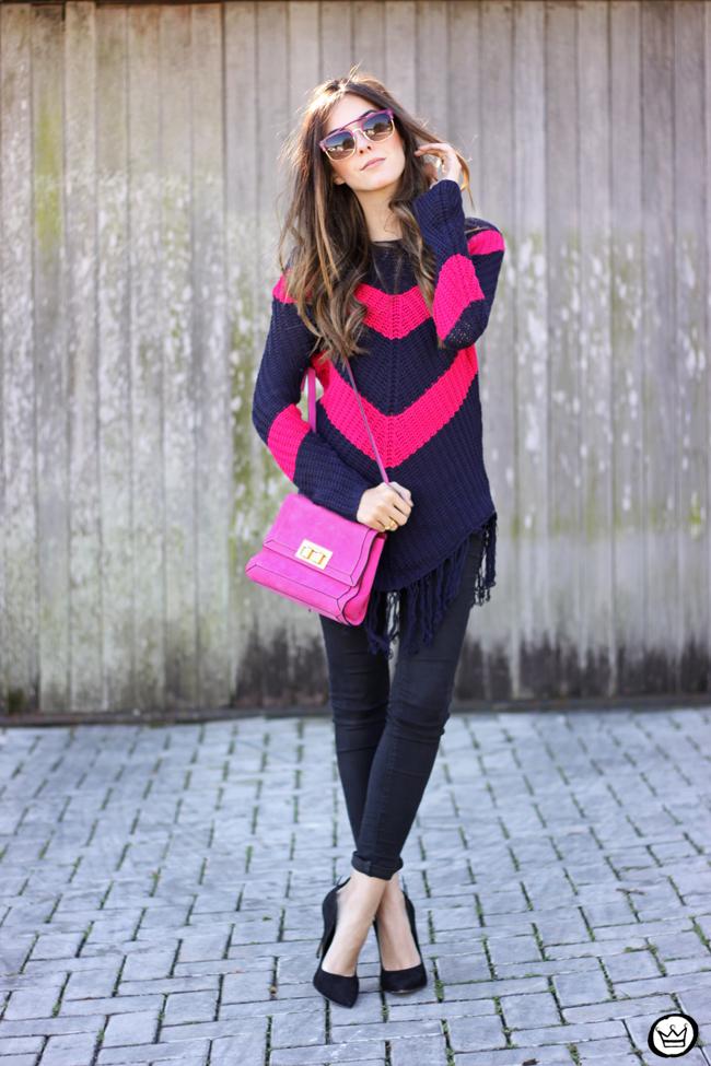 FashionCoolture - 17.06.2015 look du jour Displicent cozy sweater pink (4)