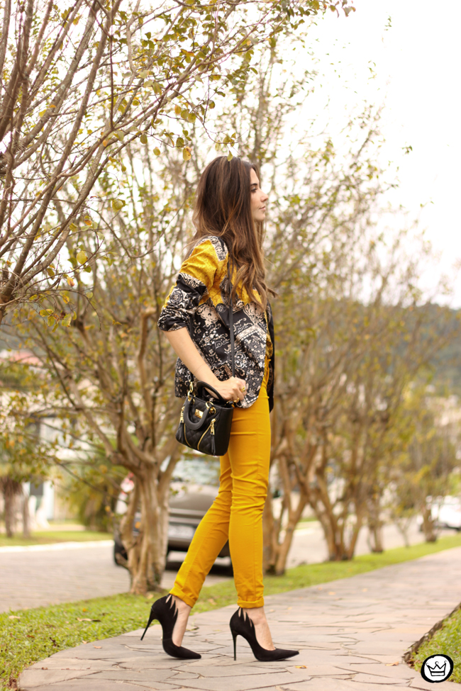 FashionCoolture - 19.06.2015 look du jour Lez a Lez mix of prints (4)