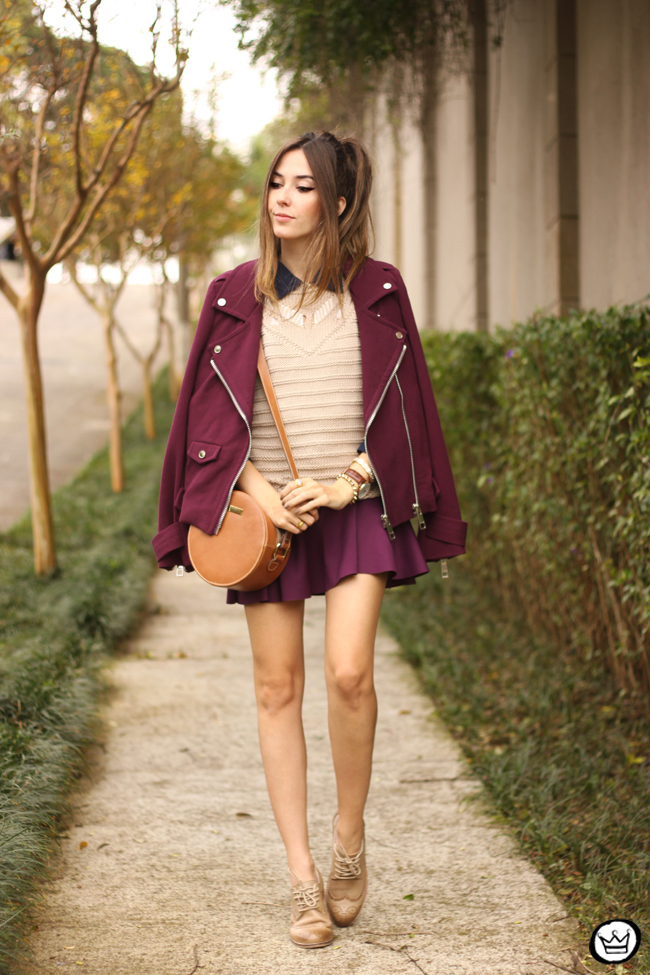Keep Going - Magenta Outfit