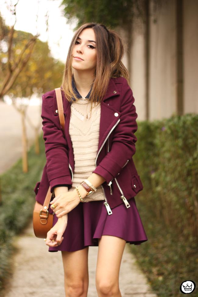 FashionCoolture - 24.06.2015 look du jour Lotus  magenta outfit (2)