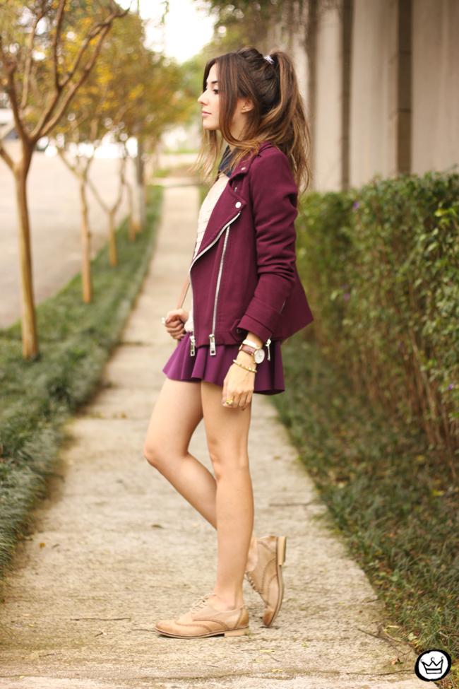 FashionCoolture - 24.06.2015 look du jour Lotus  magenta outfit (3)