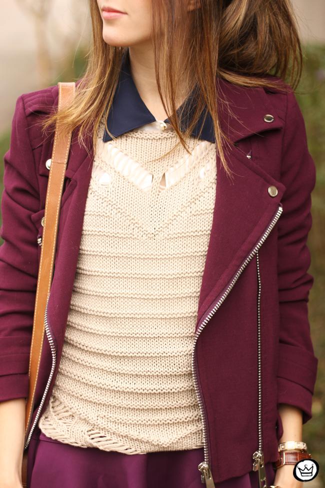 FashionCoolture - 24.06.2015 look du jour Lotus  magenta outfit (4)