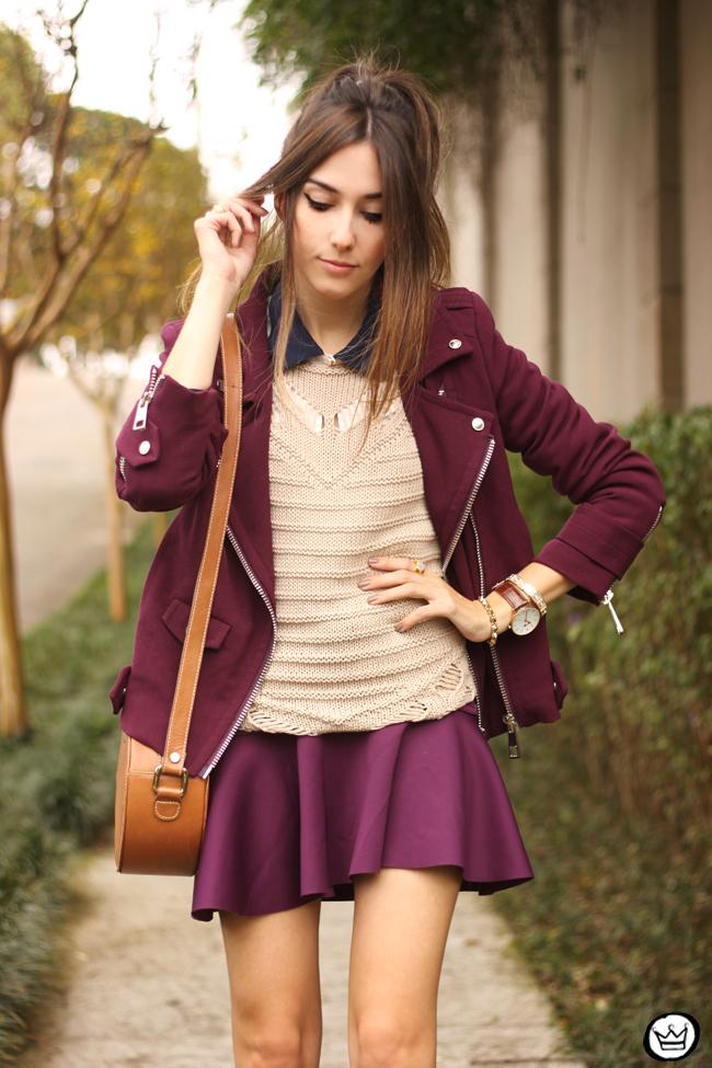 FashionCoolture - 24.06.2015 look du jour Lotus  magenta outfit (5)