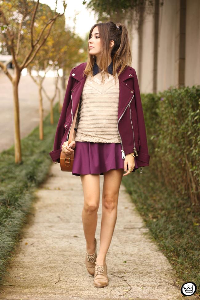 FashionCoolture - 24.06.2015 look du jour Lotus  magenta outfit (6)