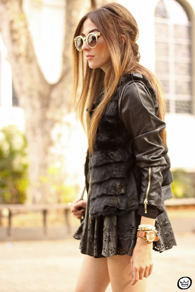 FashionCoolture - 25.06.2015 look du jour all black outfit Amaro (5)