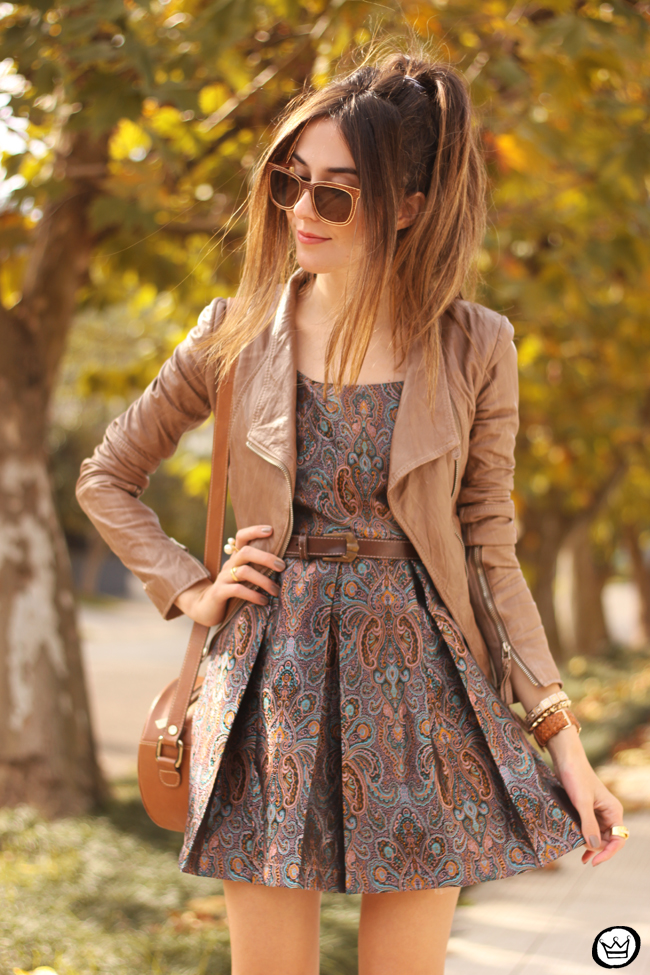 FashionCoolture - 26.06.2015 look du jour Decote paisley print look do dia (4)
