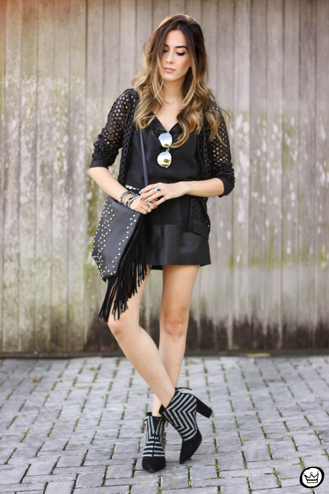 FashionCoolture - 28.06.2015 look du jour Shoulder all black boho outfit (4)