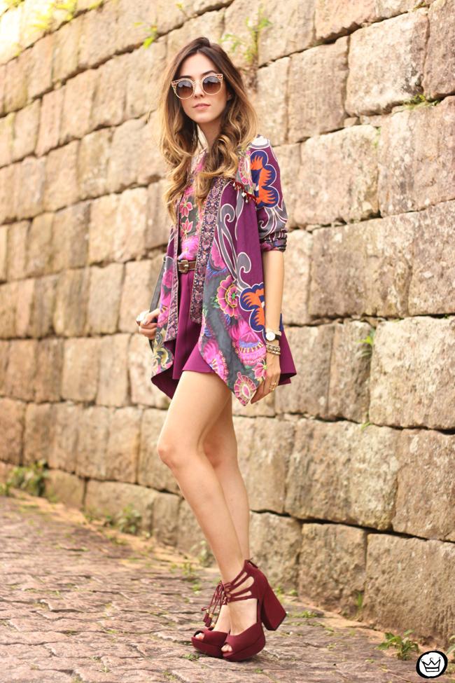 FashionCoolture - 29.05.2015 look du jour Lez a Lez prints magenta outfit (1)