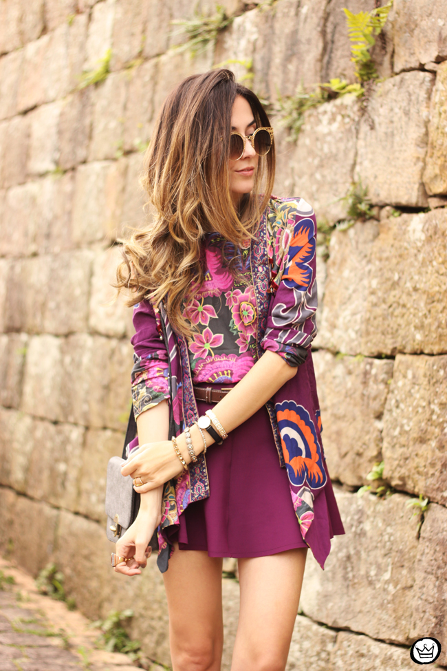 FashionCoolture - 29.05.2015 look du jour Lez a Lez prints magenta outfit (2)