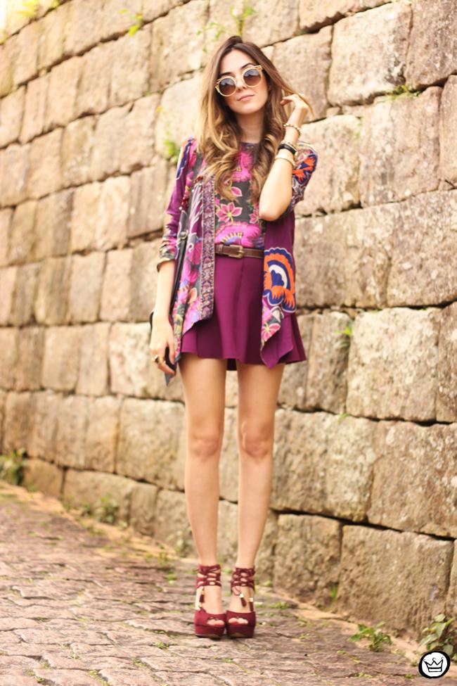 FashionCoolture - 29.05.2015 look du jour Lez a Lez prints magenta outfit (7)