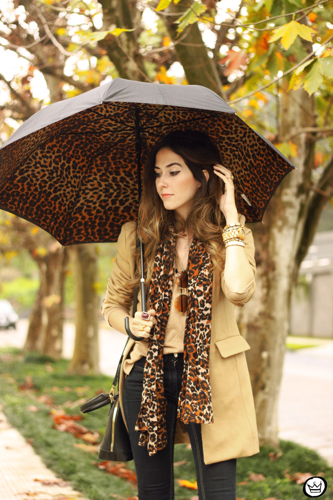 FashionCoolture - 17.07.2015 look du jour camel coat and leopard print (2)