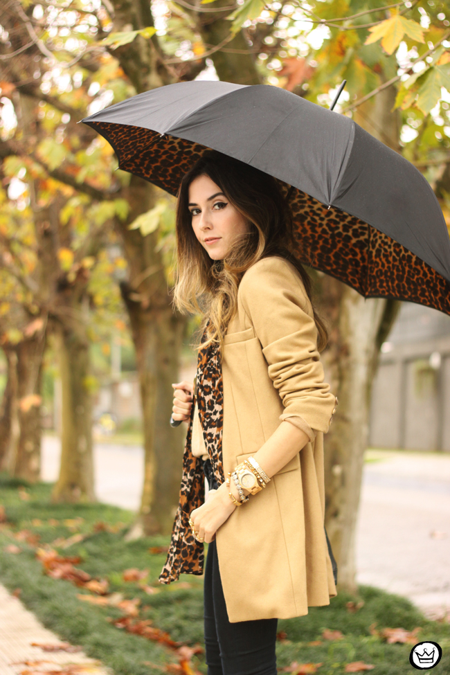 FashionCoolture - 17.07.2015 look du jour camel coat and leopard print (5)