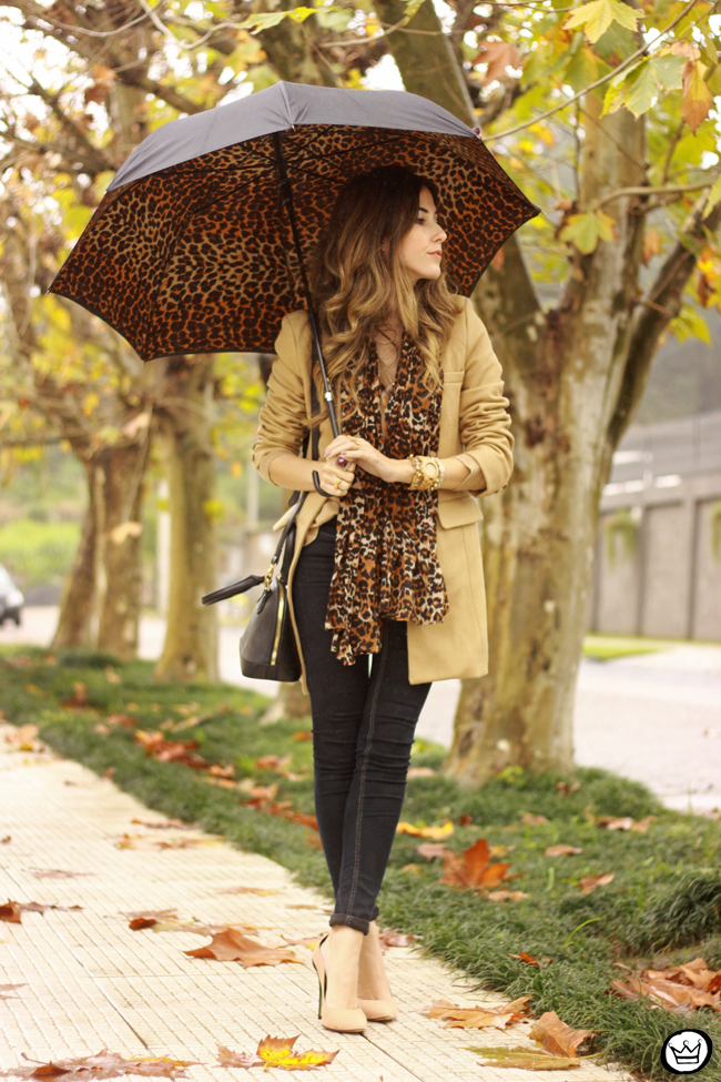 FashionCoolture - 17.07.2015 look du jour camel coat and leopard print (6)