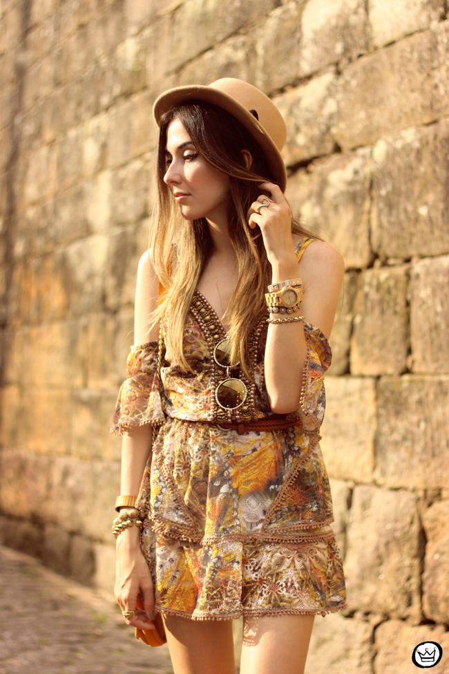 FashionCoolture - 20.08.2015 look du jour MondaBelle printed dress (2)