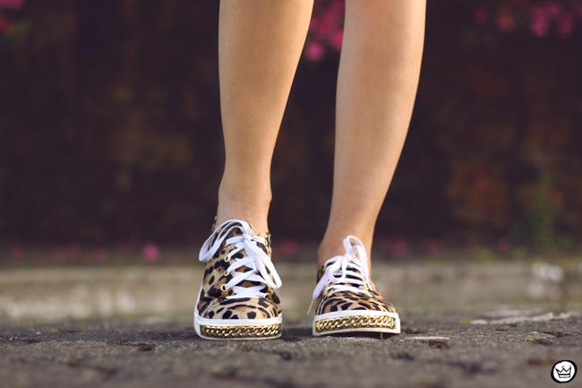 FashionCoolture - 27.08.2015 look du jour MondaBelle white outfit leopard shoes (4)
