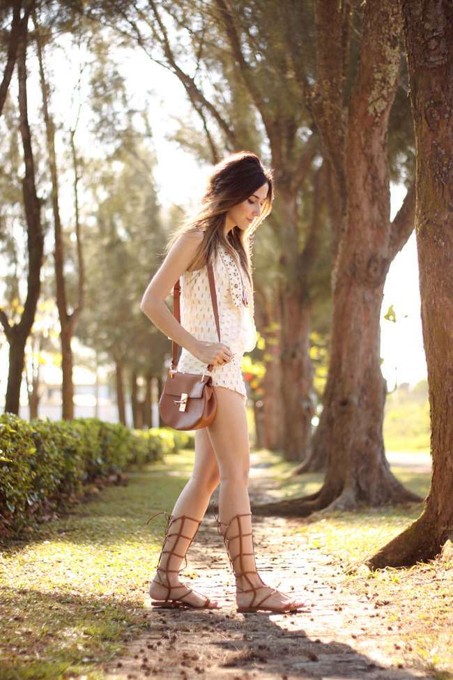 FashionCoolture - 09.09.2015 look du jour Mondabelle summer outfit gladiators sandals (3)