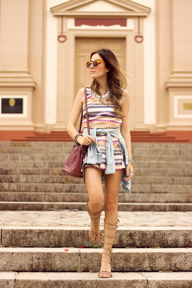FashionCoolture - 25.09.2015 look du jour Lez a Lez gladiator sandals printed summer (6)